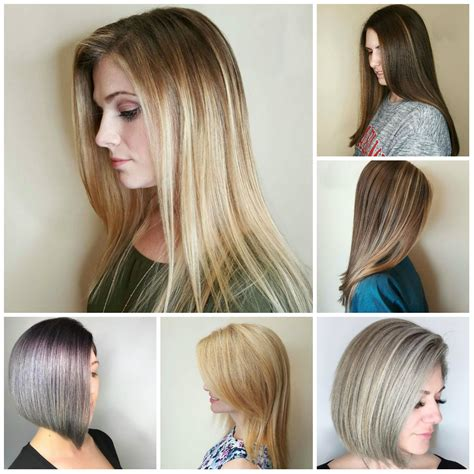 haircuts 2017 straight hair layered hairstyles new haircuts to try for 2018