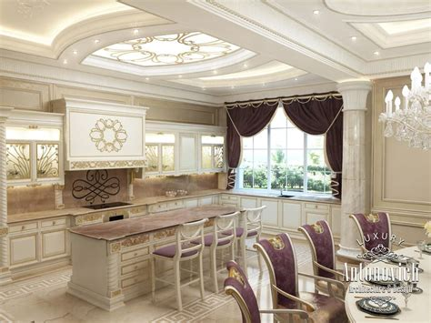 kitchen design dubai kitchen design in dubai kitchen interior in neoclassical