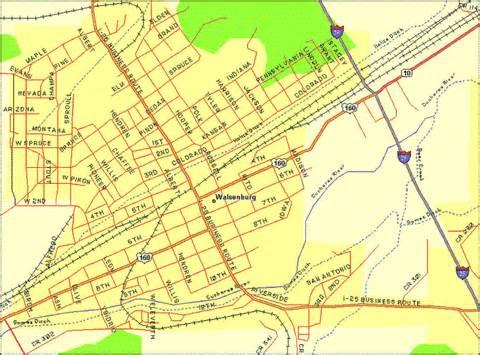 cuchara colorado map peaks country walsenburg