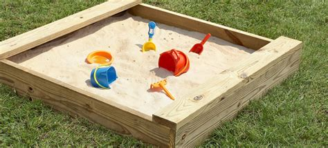 build a sandpit in your backyard 301 moved permanently
