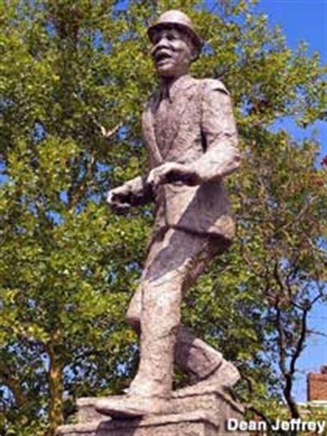 "richmond, va statue of bill ""bojangles"" robinson"
