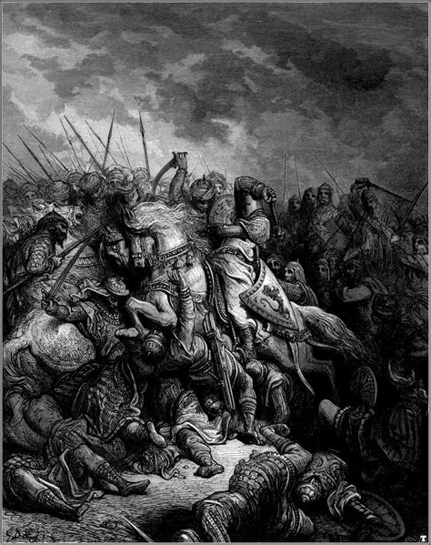 file gustave dore crusades richard and saladin at the