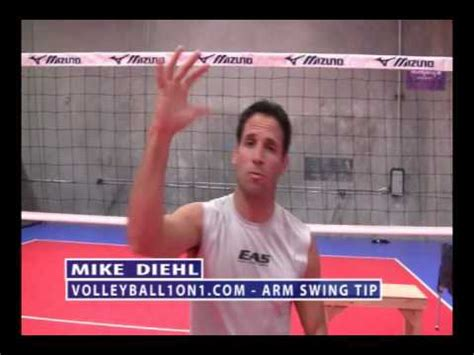 volleyball arm swing drills volleyball arm swing spiking and hitting technique youtube