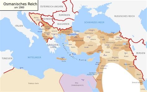 When Was The End Of The Ottoman Empire Studying The Borders Of Conflict In Iraq And Syria Chssp