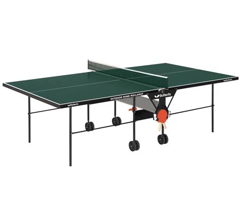 butterfly outdoor home rollaway table tennis liberty