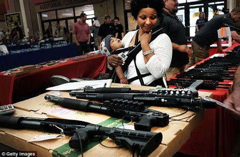 Buying Guns At Gun Shows Without Background Check The Gun Show Must Go On Ammunition And Firearms On Sale At Weapons Expo Just 30