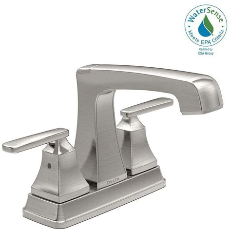 high arc bathroom faucet delta ashlyn centerset 2 handle high arc bathroom faucet