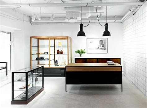 Retail Spaces Buku Interior 70 best images about minimalist retail space on fashion boutique visual