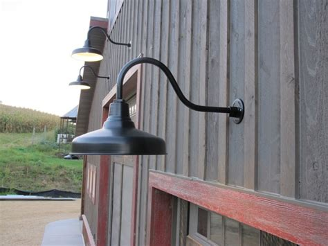 exterior barn light fixtures gooseneck barn lights exterior home ideas collection