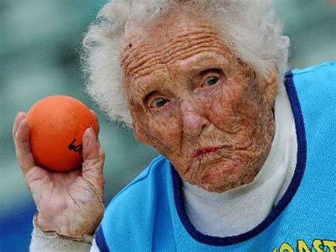 ruth is 100 years old and does pilates to keep fit i love 100 year old woman sets shot put record the globe and mail