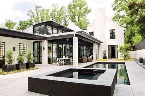 interiors modern atlanta home meg biram