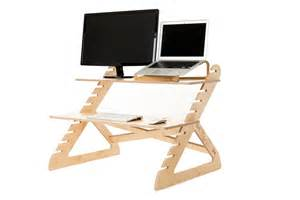 portable stand up desk rooms