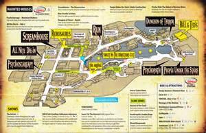 florida universal studios map universal studios orlando 2006 park map hhn