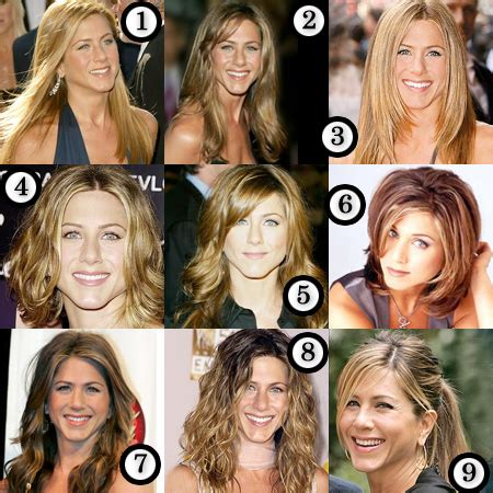 Aniston Hairstyles On Friends by Aniston Friends Season 10 Hair Graffiti City