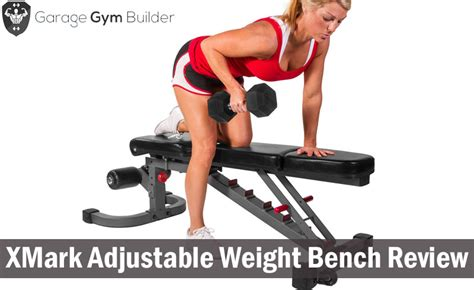 weight benches reviews xmark adjustable weight bench review 2018