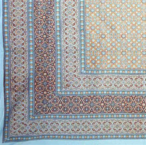 tapestry coverlet handmade cotton moroccan foulard tapestry tablecloth