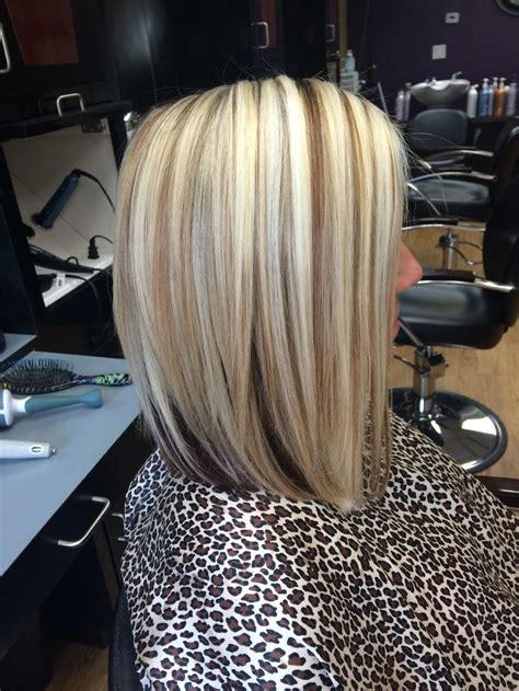 medium lentgh hair with highlights and low lights best 25 shoulder length blonde ideas on pinterest