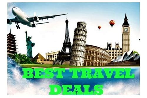 best deals travel usa