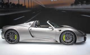 Porsche Spyder 2015 Car And Driver