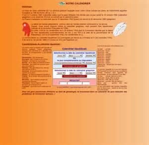 Le Calendrier Gregorien Calendrier Gr 233 Gorien Et Calendrier R 233 Publicain Avec
