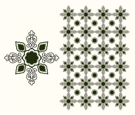 islamic pattern cdr islamic pattern ai svg eps vector free download