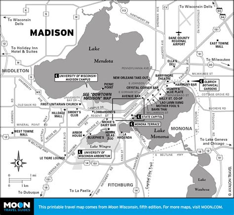 wi map printable travel maps of wisconsin moon travel guides