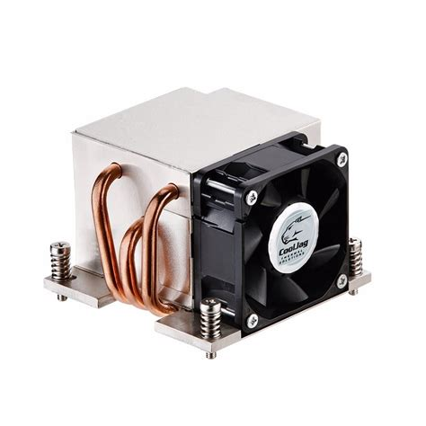 lga 2011 cpu fan server case uk 2u active cpu cooler with fan socket