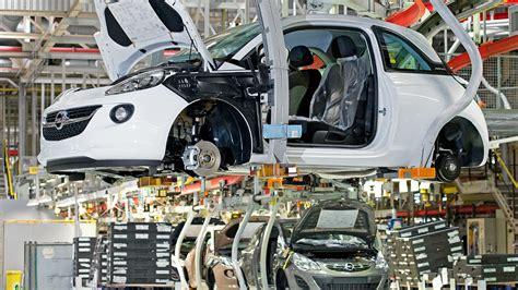 opel eisenach neustart der ost autoproduktion vor 25 jahren autohaus de