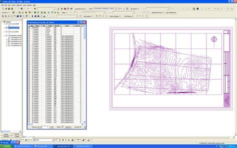 como crear layout en arcgis 10 convertir un dwg en shp con arcgis el blog de jos 233