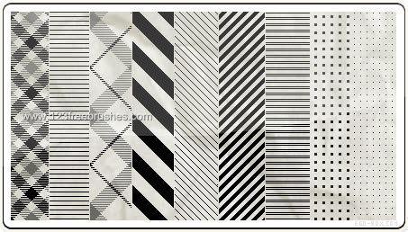 pattern brush tool photoshop checkered and stripe patterns set using photoshop