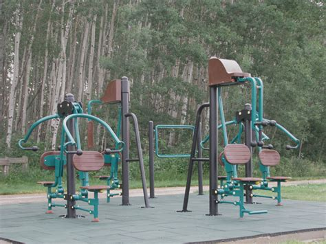 Outdoor Green Gym