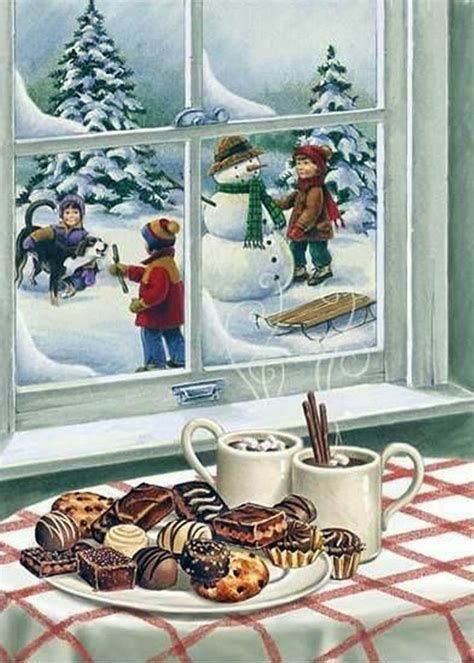 images of vintage christmas scenes an old fashioned christmas vintage cards and scenes