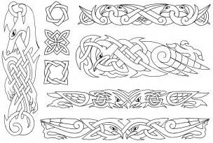 Outline celtic knots tattoo design pretty impressive and endless lines