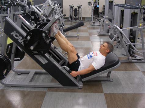 critical bench exercises leg press exercise video exle