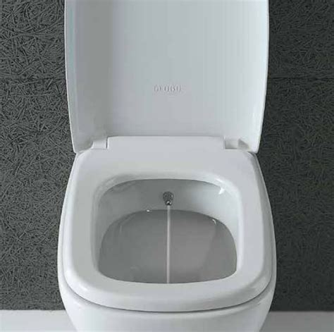 vaso bidet combinato water con bidet integrato due in uno globo genesis