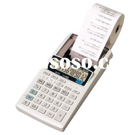 Adaptor Casio Portable Printer For Hr 8 Rc Hr 100 Rc 1 casio printing calculator hr 8b casio printing calculator hr 8b
