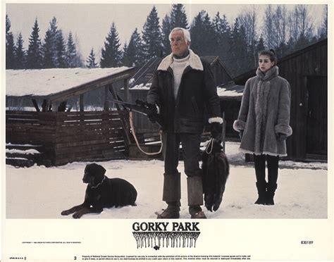 Gorky Park 1983 Film Gorky Park 1983 Original Lobby Card Fff 27493 Fff Movie Posters