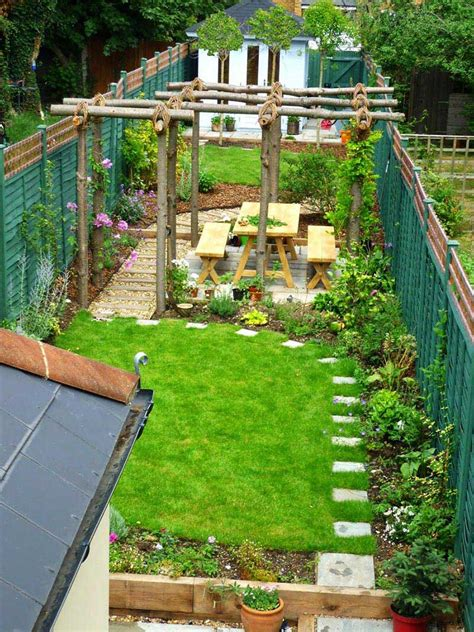 Ideas Garden Design Sloping Garden Design Ideas Corner