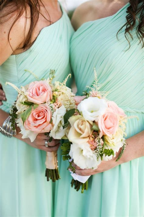 gorgeous colors for a spring wedding magic wedding