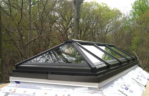 Aluminum Sunrooms Double Ended Hip Skylight Glass House Llc