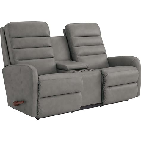 forum console forum reclina way 174 reclining loveseat w console