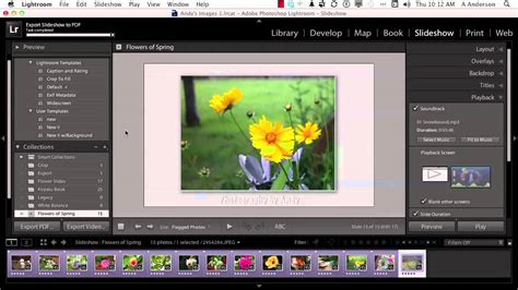 tutorial adobe photoshop video adobe photoshop lightroom 4 tutorial exporting