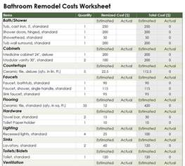 home remodeling cost estimate bathroom remodel cost calculator bathroom remodel calculator