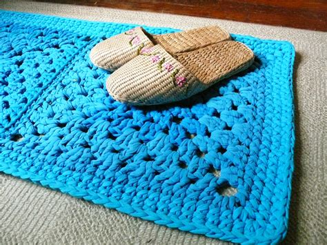 rug yarn crochet rug patterns with yarn rugs ideas