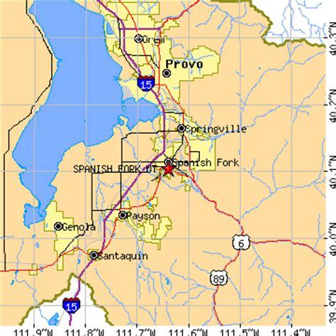 Spanish Fork Utah Ut 84660 Profile Population Maps .html