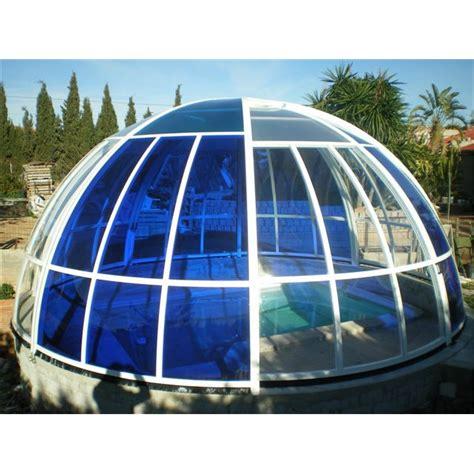 copertura a cupola rame cupola copertura telescopica ladivinapiscina