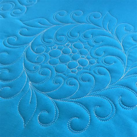 how to free motion quilt swirl designs weallsew how to free motion quilt swirl designs weallsew