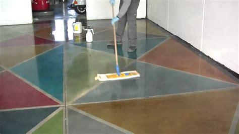 pavimenti in cemento colorato corso di lucidatura dei pavimenti in cemento superconcrete