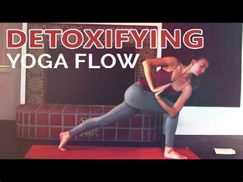 Lululemon Detox Flow With Clara Oss by Detox Class Buzzpls