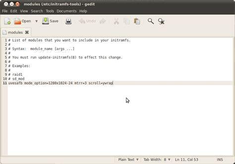 tutorial linux framebuffer tutorials aquack ware